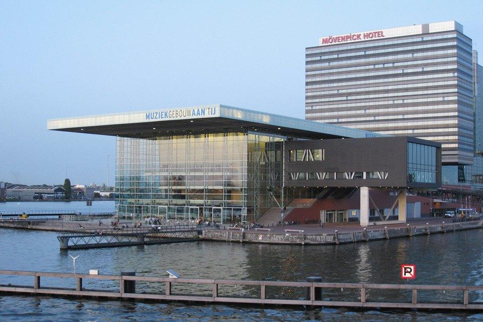 Остердокс, центр новой архитектуры Амстердама. Изображение № 5.