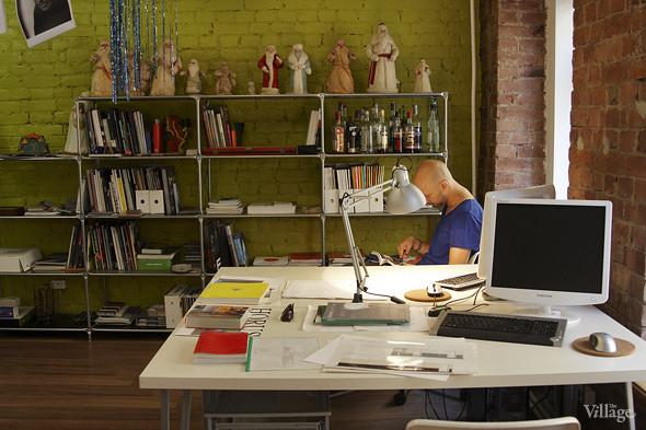 Офис недели: Студия дизайна Kapodaki. Изображение № 16.