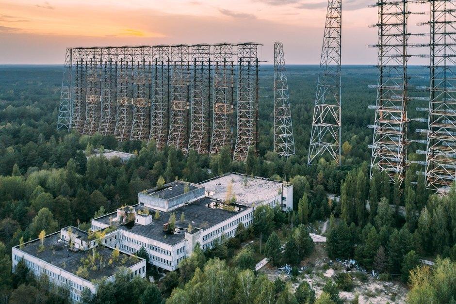 Радиоактивный отдых: Как проходят туры в Чернобыльскую зону отчуждения