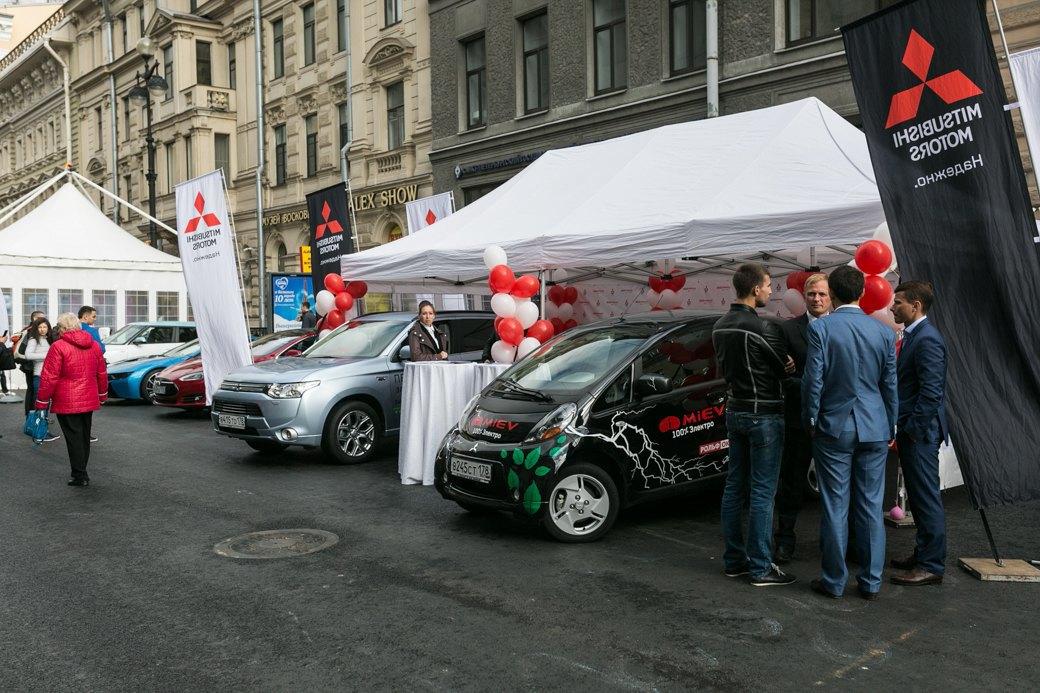Как Петербург хотел присоединиться ко«Дню без автомобиля» инесмог . Изображение № 11.