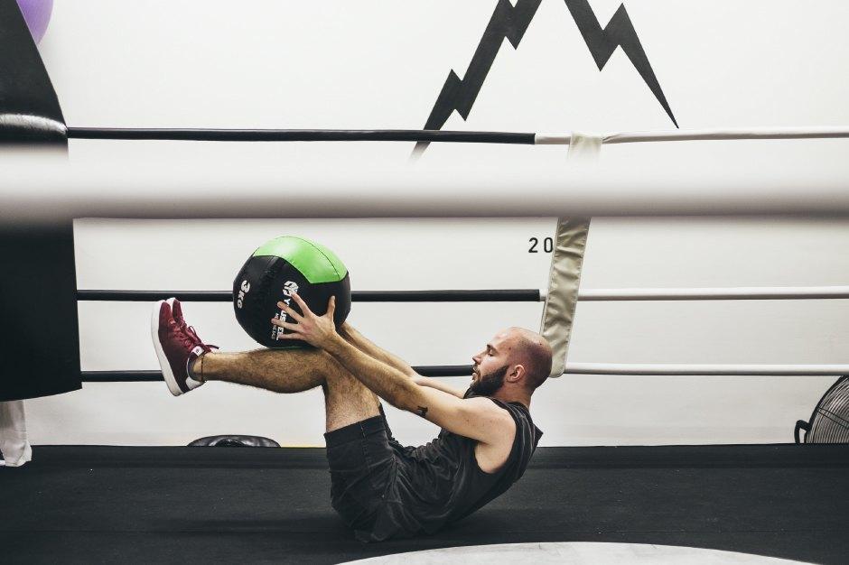 Эксперимент: Программист пробует фехтование, бокс и другие активности. Изображение № 5.