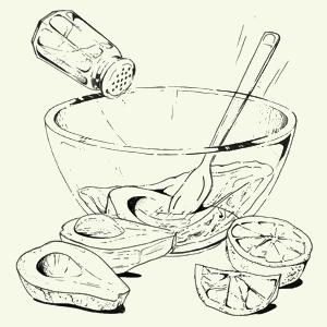 Завтраки дома: Бейгл с лососем иартишоками ибрускетта изресторана «Уголёк». Изображение № 5.