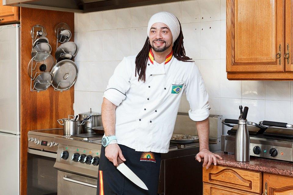 Шеф-повар посольства Испании освоей работе иМоскве. Изображение № 2.