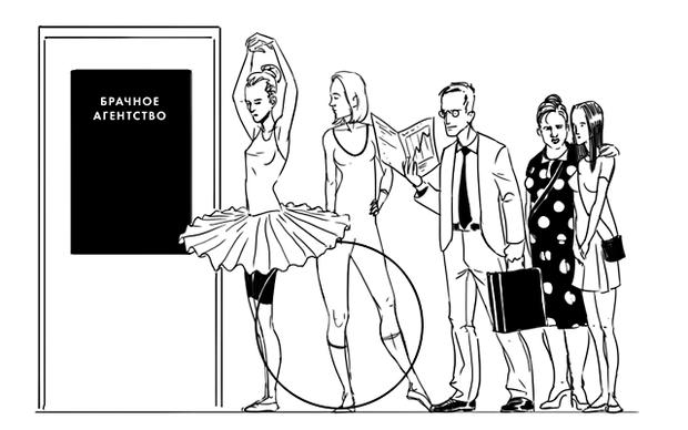 Как все устроено: Работа брачного агентства. Изображение № 1.