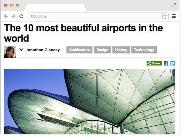 Фотоистория ободиночестве наострове, монологи гитаристов исамые красивые аэропорты. Изображение № 1.
