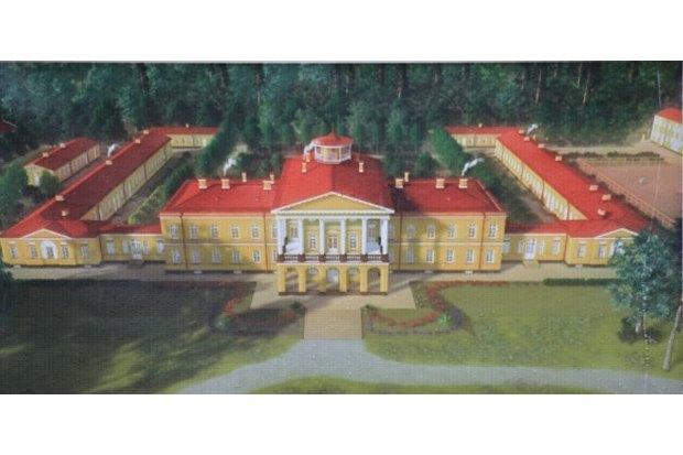 Ропшинский дворец отреставрируют. Изображение № 1.