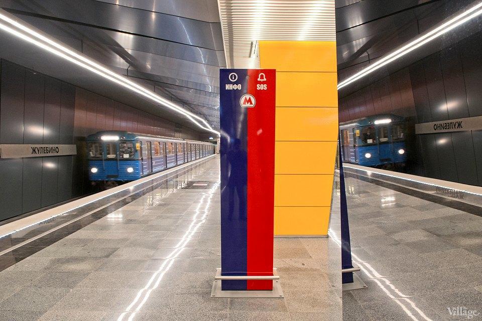 Фото дня: Новые станции метро «Лермонтовский проспект» и «Жулебино». Изображение № 2.