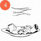 Рецепты шефов: Салат из свежих овощей с ростбифом. Изображение № 6.