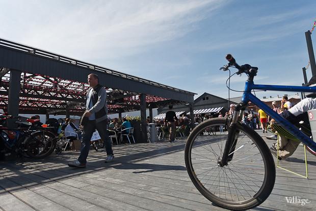 Фоторепортаж: Велопробег «За велогород». Изображение № 27.