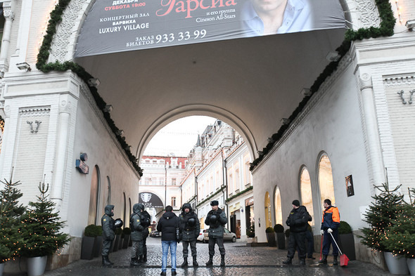 Народ против: Главные протесты 2011 года. Изображение № 63.