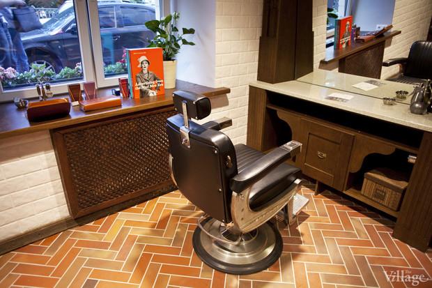 Новое место: Mr. Right Barbershop. Изображение № 4.
