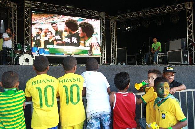 Что происходит в Рио-де-Жанейро во время чемпионата мира по футболу. Изображение № 7.