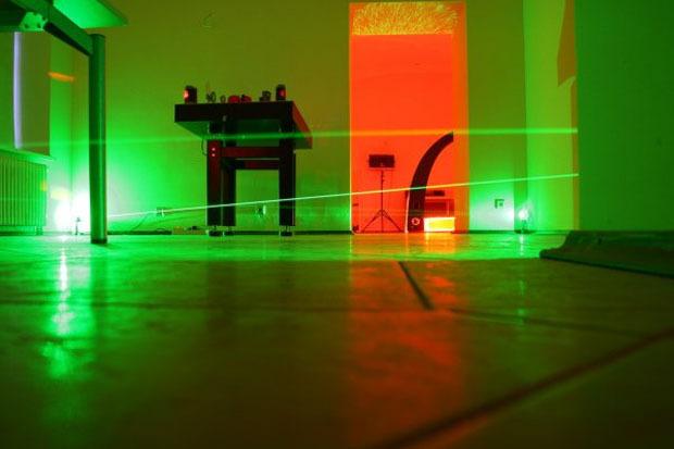 Зал лазеров Музея оптики. Изображение № 3.