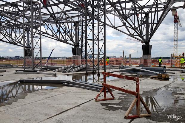 Фоторепортаж: Каким будет новый терминал Пулкова. Изображение № 31.