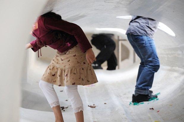Идеи для города: Детская площадка из крыльев ветряной мельницы вРоттердаме. Изображение № 15.
