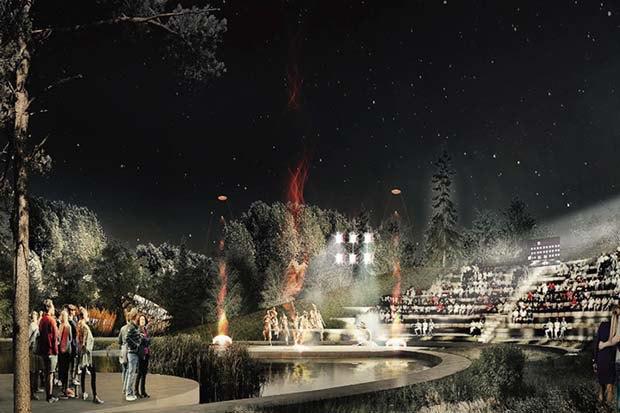 Парк «Ходынское поле» построят попроекту LAND Milano Srl.. Изображение № 5.