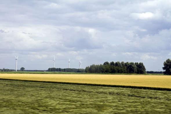 Изображение 10. Европа из окна поезда.. Изображение № 10.