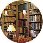 Как обустроить библиотеку вквартире. Изображение № 10.