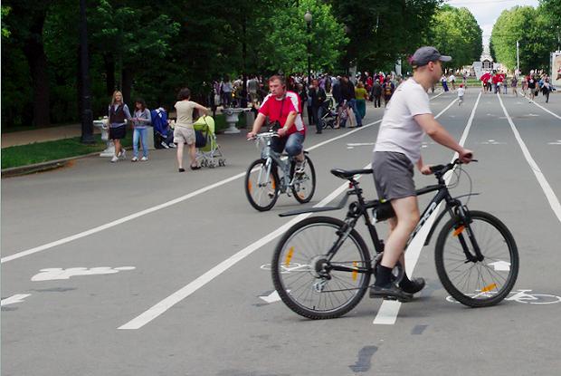 Новости парков: Артхаус в саду Баумана, велопарковки в «Кузьминках» и Wi-Fi почти везде. Изображение № 14.