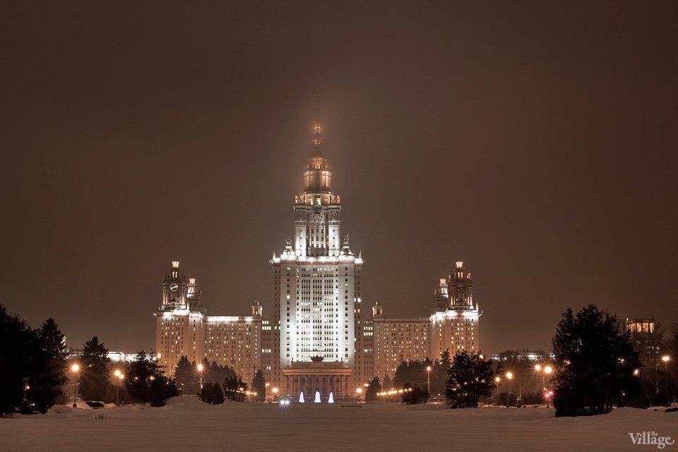 Лучший вид на этот город: 7 смотровых площадок вМоскве. Изображение № 34.