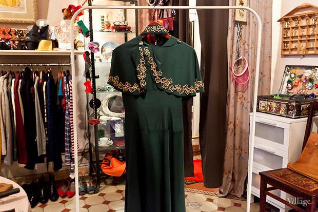 Винтажное платье — 6 000 рублей. Изображение № 72.
