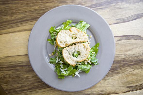 Сэндвич Healthy с авокадо, пармезаном и кедровыми орешками — 360 рублей. Изображение № 42.