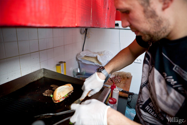 Новое место: Киоск с турецкой уличной едой Meat Рoint. Изображение № 11.