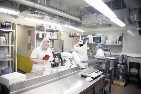 В Москве открылась кошерная «Шоколадница». Изображение № 8.