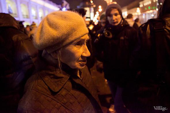 Хроника выборов: Нарушения, цифры и два стихийных митинга в Петербурге. Изображение № 26.
