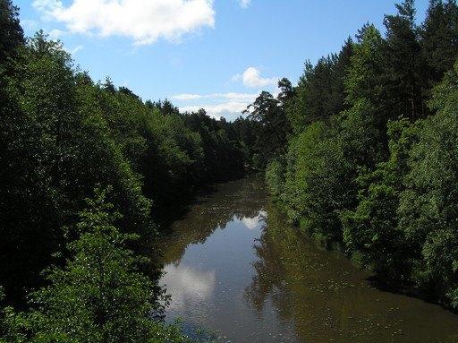 Река Сестра. Изображение № 1.