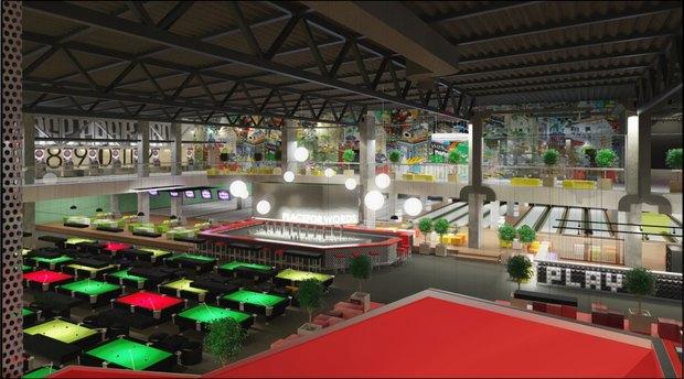 Основатели «Двух палочек» открывают сетевые развлекательные центры. Изображение № 2.