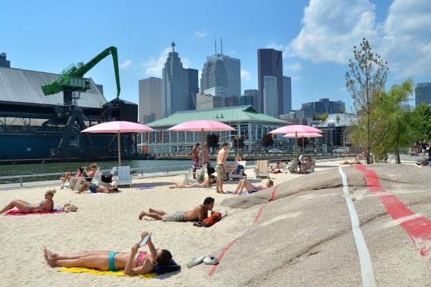 Иностранный опыт: 6 городских пляжей. Изображение № 26.