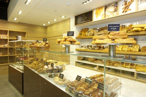 В городе открылась первая пекарня Fazer . Изображение № 4.