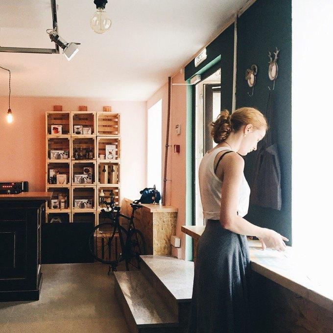 На Рыбацкой улице открыли кофейню «Восток-6». Изображение № 2.