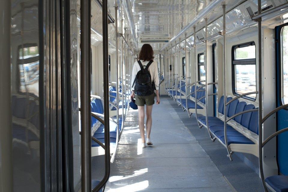 Новые вагоны метро. Изображение № 30.