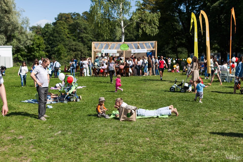 Люди в городе: Посетители фестиваля «О да! Еда!». Изображение № 3.
