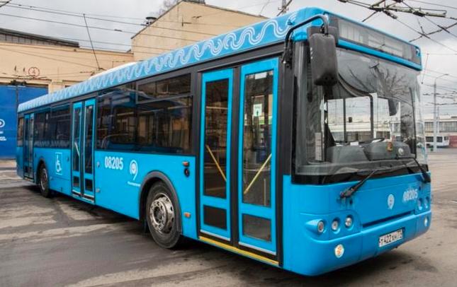 Частные автобусы Москвы объединят общим дизайном. Изображение № 1.