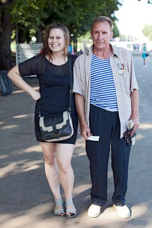 Люди в городе: Как отмечали День ВДВ в парке Горького. Изображение № 34.