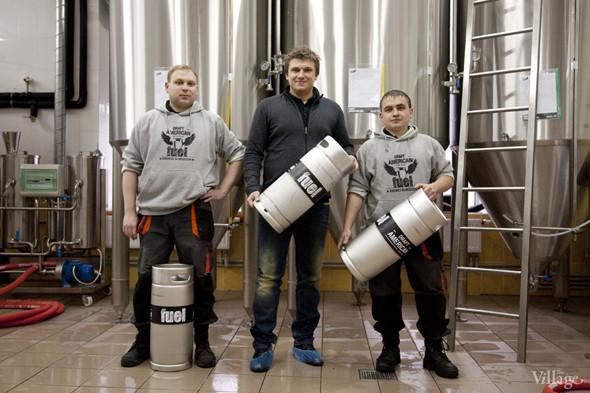 Репортаж: Как варят пиво в частной московской пивоварне. Изображение № 39.