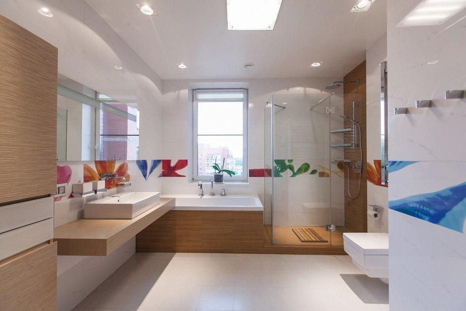 Квартира для семьи  с минималистским интерьером. Изображение № 16.