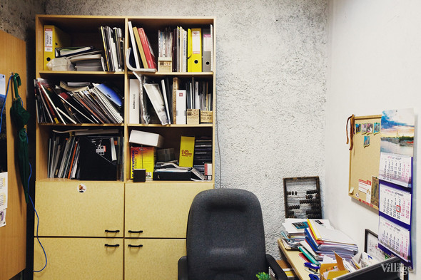 Офис недели (Петербург): Архитектурная мастерская Сергея Ерофеева. Изображение № 54.