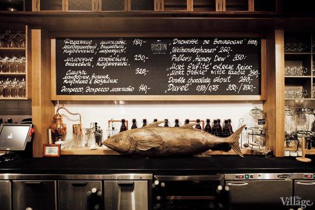 Boston Seafood & Bar. Изображение № 10.