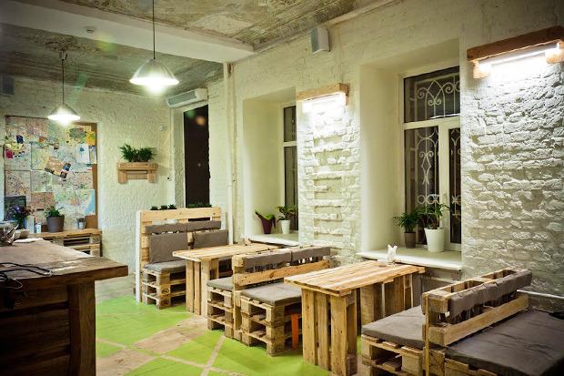 Новое место: Коворкинг икофейня Les. Изображение № 7.