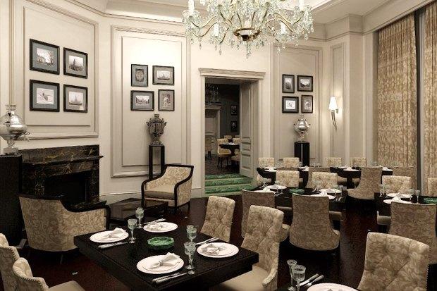 В гостинице «Националь» открылся ресторан «Композитор». Изображение № 1.