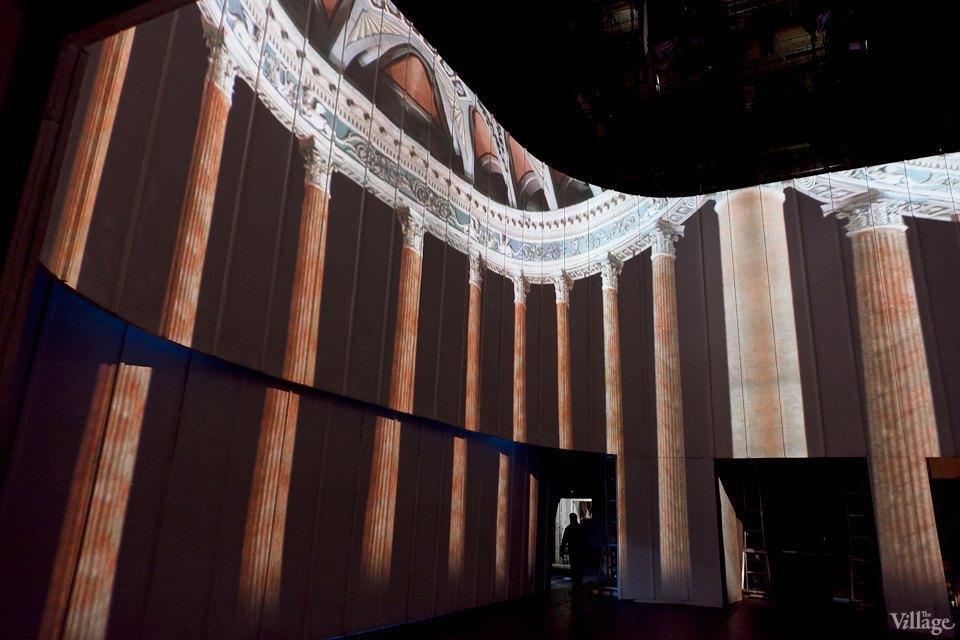 Фоторепортаж: Вторая сцена Мариинского театра изнутри. Изображение № 40.