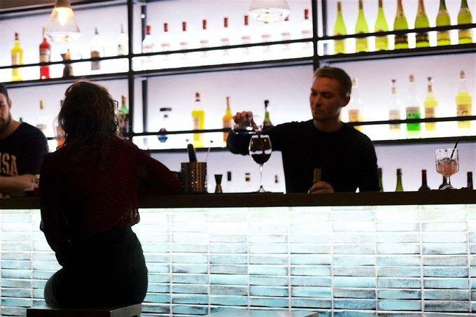 Совладелец «Сидрерии» открыл наСадовой бар TheBasement. Изображение № 1.