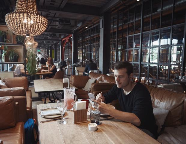 Ресторан Valenok, Цветной бул., 5. Изображение № 15.
