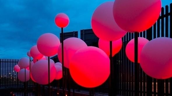 Изображение 4. Прямая речь: Джейсон Брюджес о световых инсталляциях в городе.. Изображение № 5.