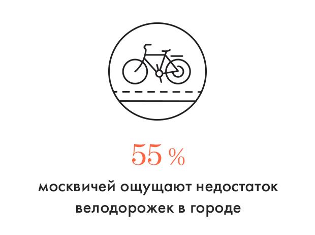 Цифра дня: Чего не хватает москвичам. Изображение № 1.