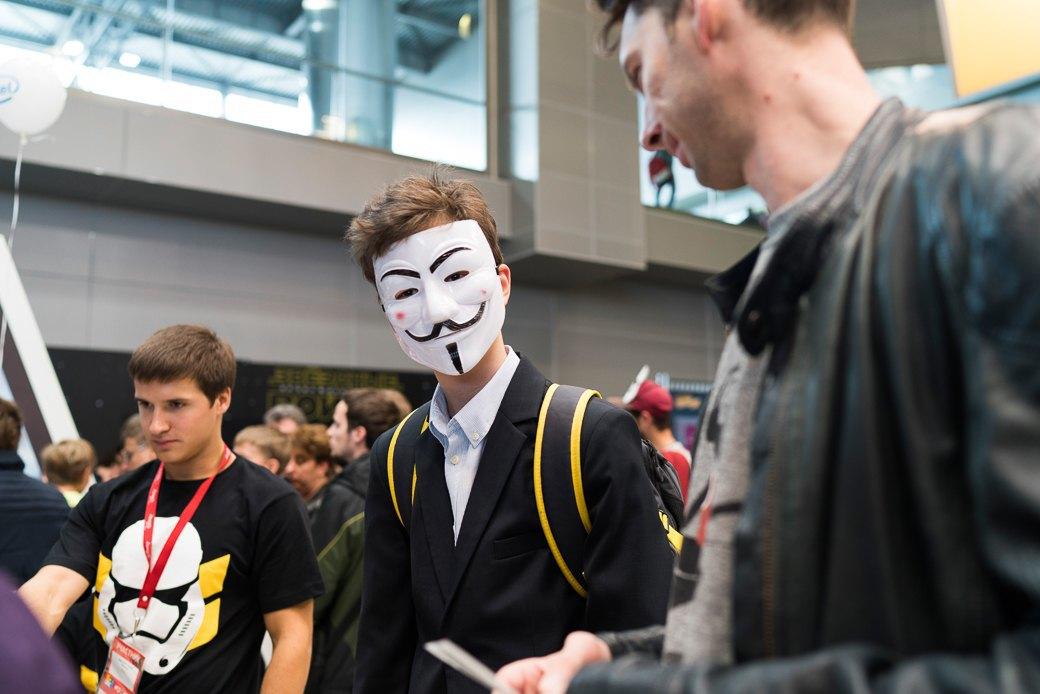 Фрики и гики: Как прошёл второй московский Comic Con. Изображение № 19.